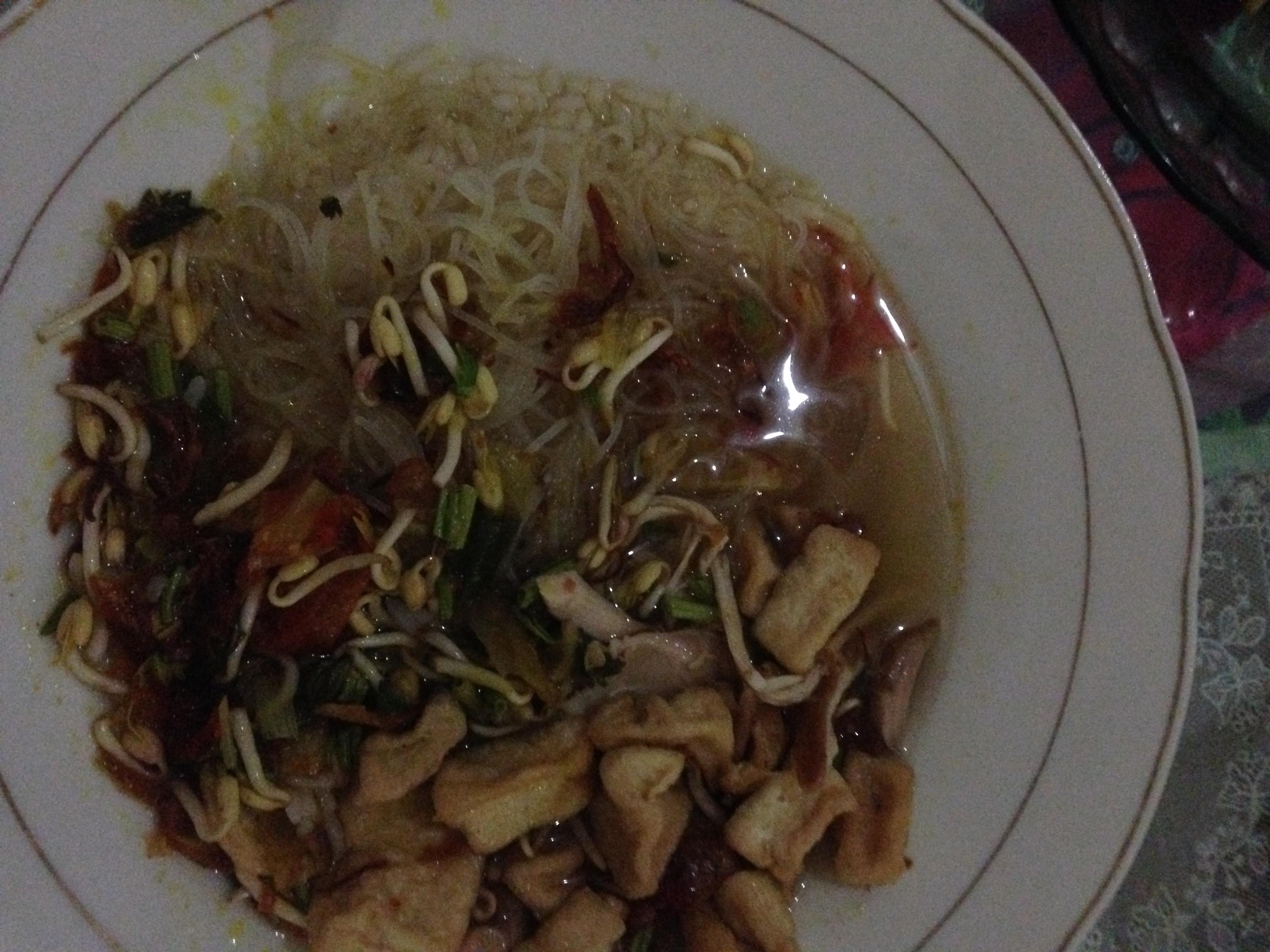 Soto Ayam (Indonesian Chicken Soup)JAWANIMO